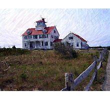 Coast Guard Beach Photographic Print