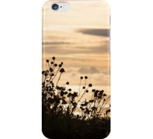 Madeira sunrise iPhone Case/Skin