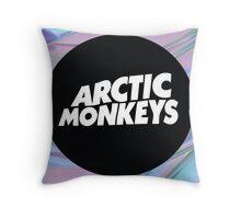 Arctic Monkeys Hologram Throw Pillow