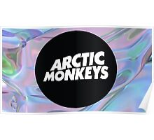 Arctic Monkeys Hologram Poster