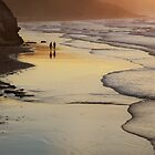 Stroll in evening light- Whitby, North Yorkshire by StephenRB