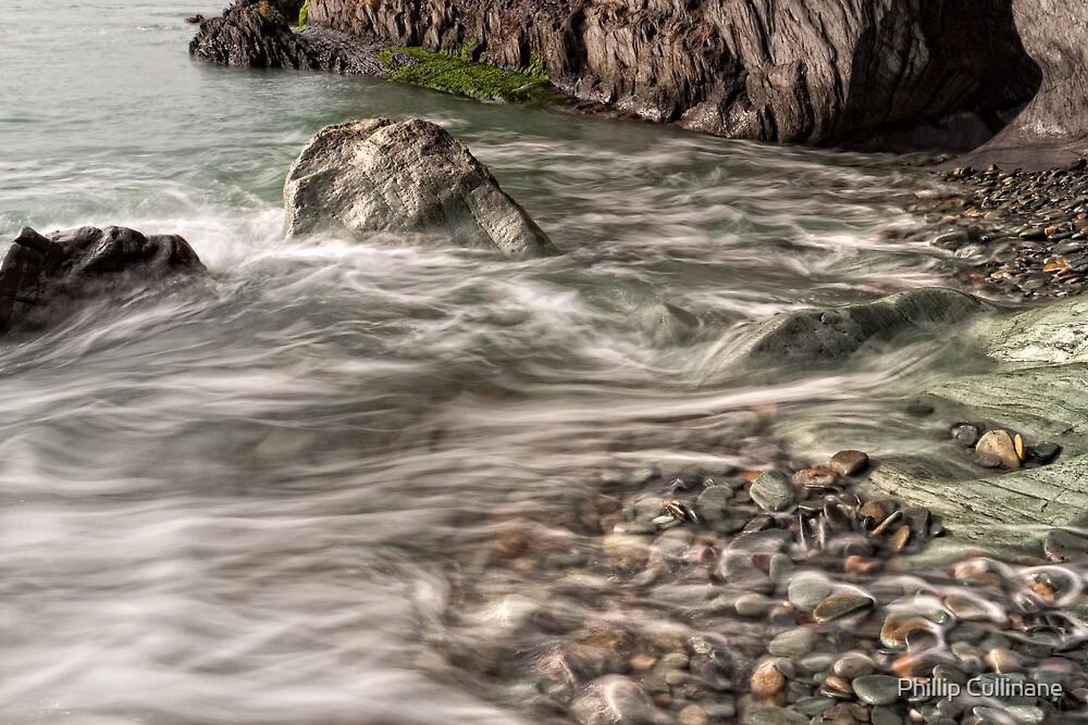 Glandore Strand Ireland by Phillip Cullinane