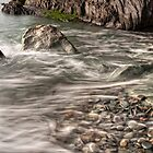 Glandore Strand Ireland by Phillip Cullinane