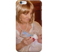 Moi With Katie iPhone Case/Skin