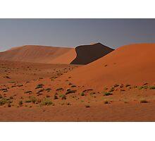 Dune shapes Photographic Print
