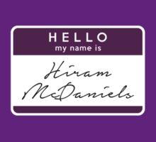 Hi, I'm Hiram by Indigo72