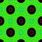 Theban Green 01 card by Dayonda