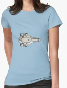 Kestrel Cruiser Womens Fitted T-Shirt