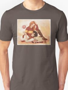Harry, Ginny and Arnold Unisex T-Shirt