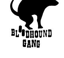 Bloodhound Gang T-shirt 1 by robailey
