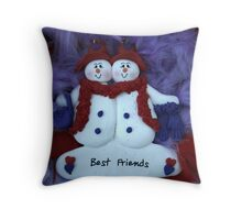 Red Hat Collection 7 Throw Pillow