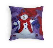 Red Hat Collection 8 Throw Pillow