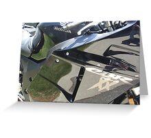 CBRXX PGM-F1 Honda Greeting Card
