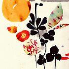 Yellow Sun Leaves by Margarita Mascaró