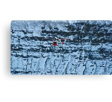 Mountain Rescue Canvas Print
