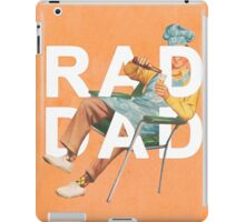 Rad Dad iPad Case/Skin