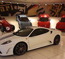 Ferrari Family Values II. Galeria Ferrari, Maranello, Italy 2009 by Igor Pozdnyakov