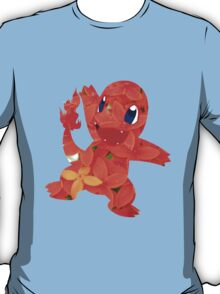 Flowermander T-Shirt