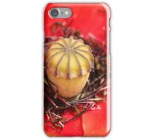 Love poppies iPhone Case/Skin