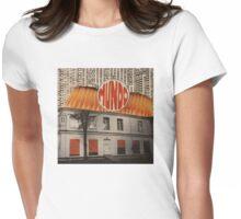 Mi mundo. Womens Fitted T-Shirt