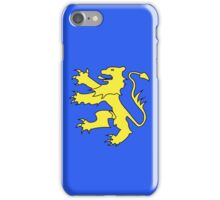 Big Bang appartment flag iPhone Case/Skin