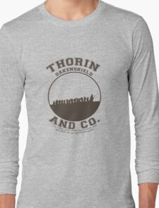 Thorin & Co. {Without symbol} Long Sleeve T-Shirt