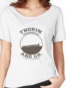 Thorin & Co. {Without symbol} Women's Relaxed Fit T-Shirt