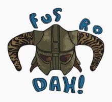 Fus Ro Dah by bobattackman