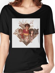 The Marauders Women's Relaxed Fit T-Shirt