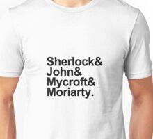 The Beatles Sherlock Style Unisex T-Shirt