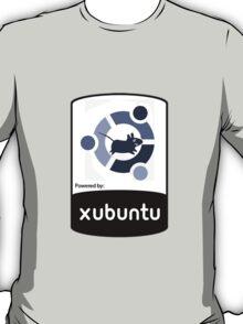 Powered By Xubuntu ! T-Shirt