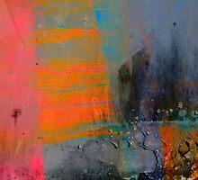 Metallic textures by Martine Affre Eisenlohr