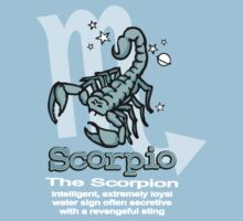 Scorpio The Scorpion Kids Clothes