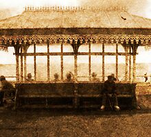 Old Folk's Holiday by SquarePeg