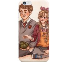 Neville and Luna iPhone Case/Skin