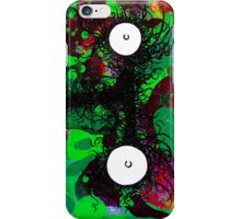 The creatures from the drain 32 iPhone Case/Skin