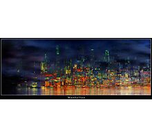 Manhattan Photographic Print