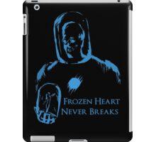 Mr Freeze FHND Black iPad Case/Skin