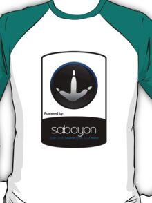 powered by Sabayon ! T-Shirt