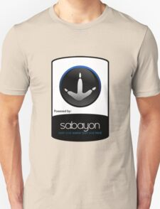 powered by Sabayon ! T-Shirt