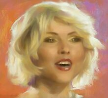Debbie Harry by ixie