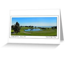 Card: Sandpiper Golf Course - Summer 1998 Greeting Card