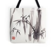 'after the rain'  - original ink and wash painting Tote Bag