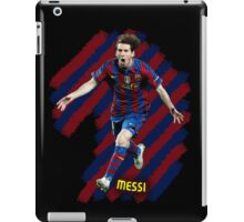 Lionel Messi #1 iPad Case/Skin