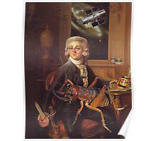 """""""Vegemite Bugs from Orion....."""" Poster"""