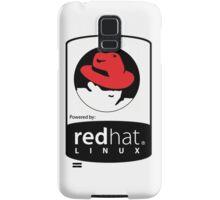 powered by RedHat ! Samsung Galaxy Case/Skin