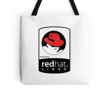 powered by RedHat ! Tote Bag
