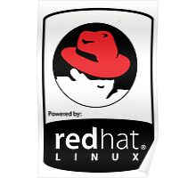 powered by RedHat ! Poster