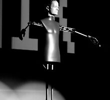 kraftwerk, the robots by Front Quarter Window