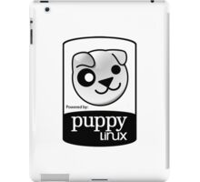 powered by puppy ! iPad Case/Skin